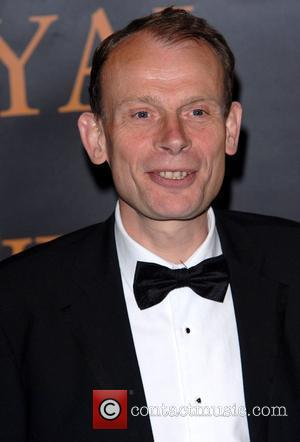 Andrew Marr and Grosvenor House