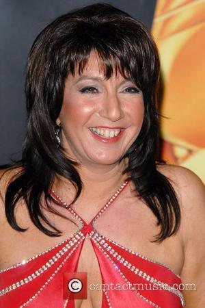 Jane McDonald RTS Programme Awards 2007 at Grosvenor House London, England - 19.03.08