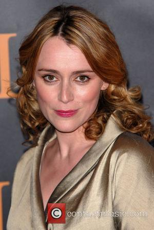 Keeley Hawes RTS Programme Awards 2007 at Grosvenor House London, England - 19.03.08