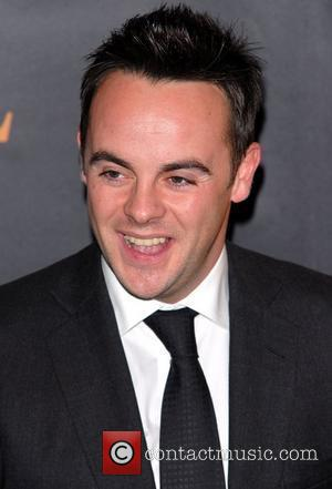 Ant McPartlin RTS Programme Awards 2007 at Grosvenor House London, England - 19.03.08