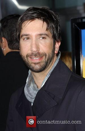 David Schwimmer Los Angeles Premiere of 'Run Fatboy Run' held at the Arclight Theater - Arrivals Los Angeles, California -...