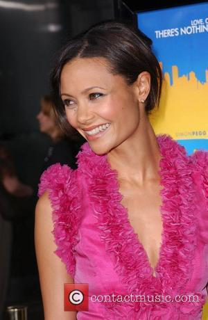 Thandie Newton and Arclight Theater