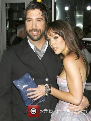 David Schwimmer and Zoe Buckman Los Angeles Premiere of 'Run Fatboy Run' held at the Arclight Theatres - Arrivals Los...
