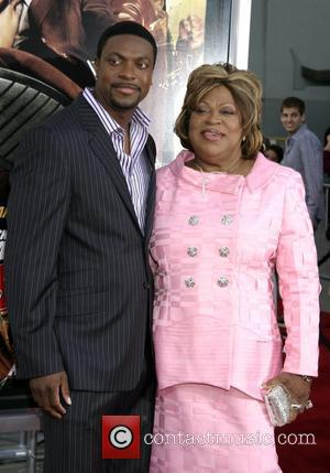 Chris Tucker and mother Mary Tucker LA premiere of 'Rush Hour 3' at the Grauman's Chinese Theatre Los Angeles, California...