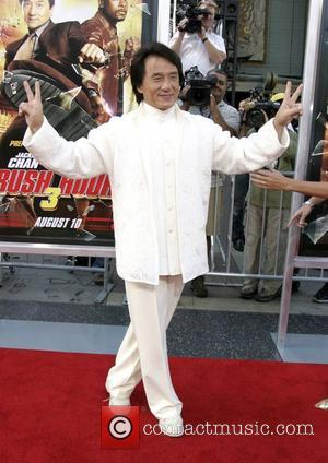 Jackie Chan To Make Aids Movie