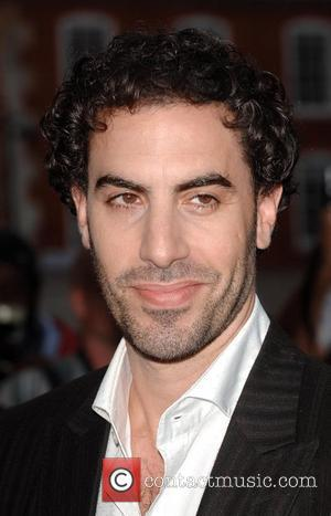Sacha Baron Cohen and Mtv
