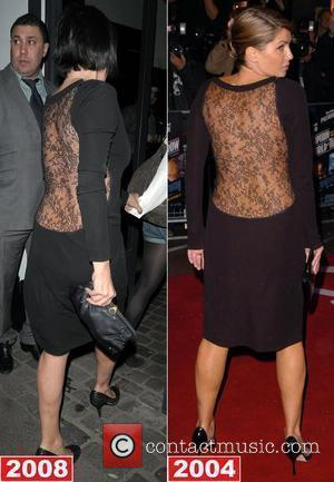 Designer Sadie Frost dug deep into her wardrobe to recycle her little black dress she wore 4 years ago at...