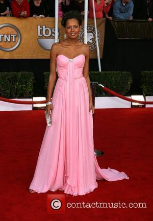 Keisha Whitaker 14th Annual Screen Actors Guild Awards at the Shrine Auditorium - Arrivals Los Angeles, California - 27.01.08