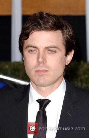 Casey Affleck 14th Annual Screen Actors Guild Awards at the Shrine Auditorium -- Arrivals Los Angeles, California - 27.01.08