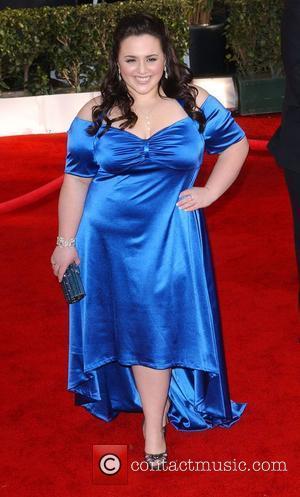Nikki Blonsky 14th Annual Screen Actors Guild Awards at the Shrine Auditorium -- Arrivals Los Angeles, California - 27.01.08