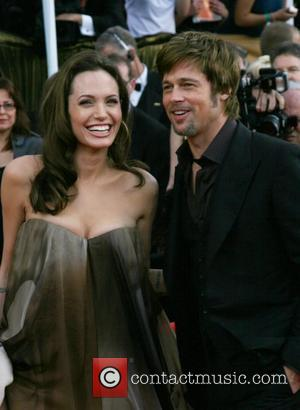 Brad Pitt, Screen Actors Guild, Angelina Jolie