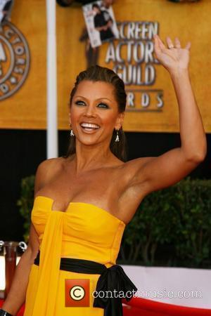 Vanessa Williams 14th Annual Screen Actors Guild Awards at the Shrine Auditorium -- Arrivals Los Angeles, California - 27.01.08