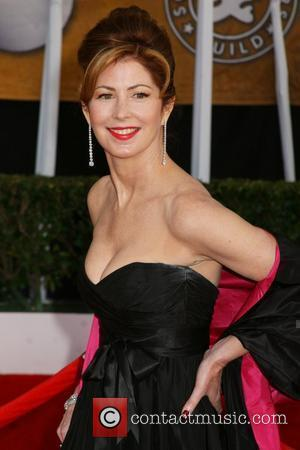 Dana Delany 14th Annual Screen Actors Guild Awards at the Shrine Auditorium -- Arrivals Los Angeles, California - 27.01.08