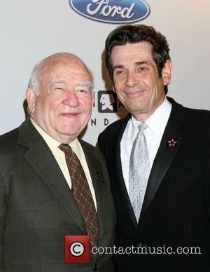 Ed Asner and Alan Rosenberg