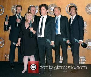 Garret Dillahunt, Josh Brolin, Tommy Lee, Tommy Lee Jones and Woody Harrelson