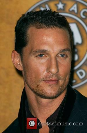 Mcconaughey Voted Most Cuddliest' Celebrity