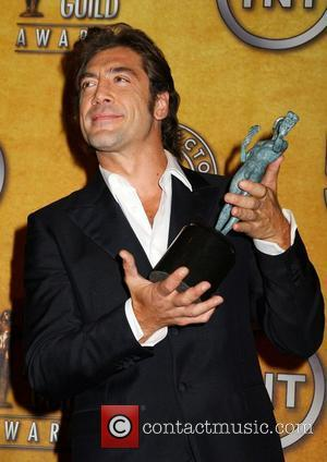 Screen Actors Guild, Javier Bardem