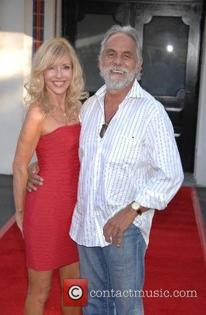 Shelby Chong and Tommy Chong  'Salh-ute' - Comedy night celebrating Mort Sahl's 80th Birthday - Arrivals held at Wadsworth...