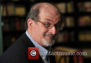 Rushdie Slams Film Protesters' Support
