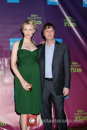 Cate Blanchett and Todd Haynes