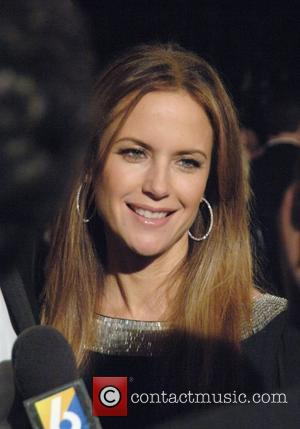 Kelly Preston The Santa Barbara International Film Festival honoring John Travolta with the Kirk Douglas award held at the Four...