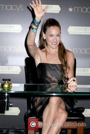 Sarah Jessica Parker and Coty Launch Her New Perfume