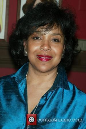 Phylicia Rashad The stars of Cat On a Hot Tin Roof are honored with caricatures at Sardi's in Times Square....