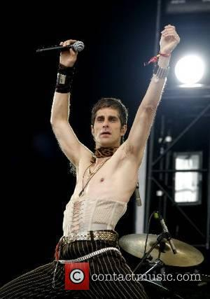 Perry Farrell performs with his new band Satellite Party  O2 Wireless Festival 2007 - Day 1 in Hyde Park...