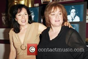 Karen Lynn Gorney and Donna Pescow Monday Nights With Oscar presents the 'Saturday Night Fever' Reunion at the Academy Theater...