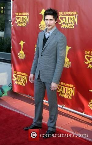 Matt Dallas The Academy of Science Fiction, Fantasy and Horror Films hosts the 33rd Annual Saturn Awards at the Universal...