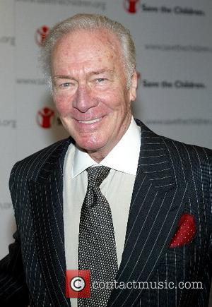 Christopher Plummer Save the Children's 75th Anniversary Celebration at Lincoln Center - Arrivals New York City, USA - 06.09.07