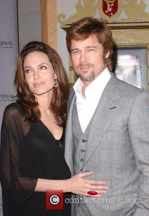Brad Pitt, Santa Barbara International Film Festival, Angelina Jolie
