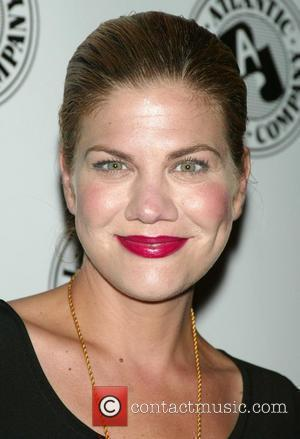 Kristen Johnston Opening Night after party for the Atlantic Theater Company production of