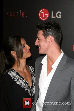 Eric Balfour and guest LG Electronics (LG) Launch of the Scarlet HD TV Series - arrivals at the Pacific Design...