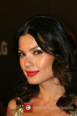 Natassia Malthe LG Electronics (LG) Launch of the Scarlet HD TV Series - arrivals at the Pacific Design Center West...
