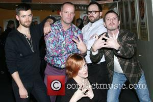 Scissor Sisters Top UK Chart