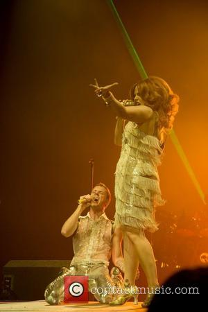 Scissor Sisters Top UK Chart For Second Week