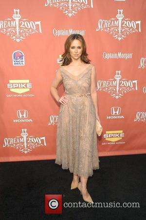 Jennifer Love Hewitt Spike TV presents the second annual 'Scream 2007' held at the Greek Theater Los Angeles, California -...