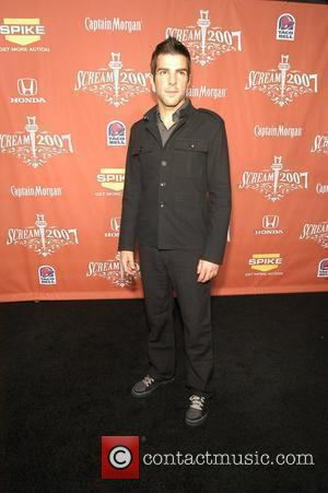 Zachary Quinto Spike TV presents the second annual 'Scream 2007' held at the Greek Theater Los Angeles, California - 19.10.07