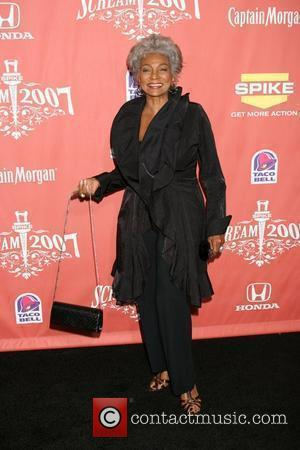 Nichelle Nichols Spike TV presents the second annual 'Scream 2007' -- Arrivals Los Angeles, California - 19.10.07