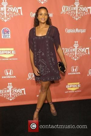 Sydney Tamiia Poitier Spike TV presents the second annual 'Scream 2007' held at the Greek Theater Los Angeles, California -...