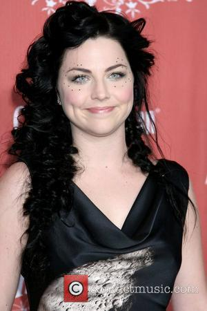 Amy Lee Spike TV's 'Scream 2007' awards held at the Greek Theater Los Angeles, California - 19.10.07