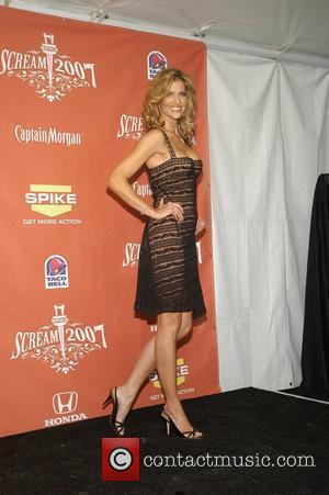 Tricia Helfer  Spike TV presents the second annual 'Scream 2007' held at the Greek Theater - Pressroom Los Angeles,...