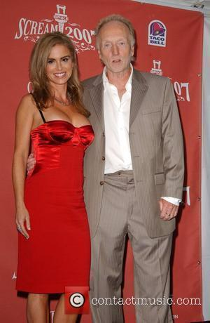 Betsy Russell and Tobin Bell Spike TV presents the second annual 'Scream 2007' held at the Greek Theater - Pressroom...