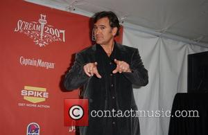 Bruce Campbell Spike TV presents the second annual 'Scream 2007' held at the Greek Theater - Pressroom Los Angeles, California...