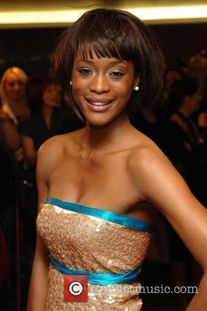 Tiana Benjamin Screen Nation Film and Television Awards 2007 held at the Hilton London Metropole London, England - 15.10.07