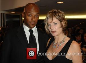 Colin Salmon, Fiona Hawthorne Screen Nation Film and Television Awards 2007 held at the Hilton London Metropole London, England -...