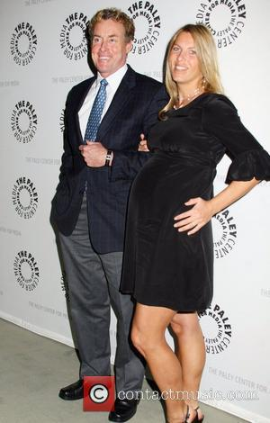John C. McGinley and Nichole Kessler 'Scrubs: The Farewell Tour' held at The Paley Center for Media - Arrivals Beverly...