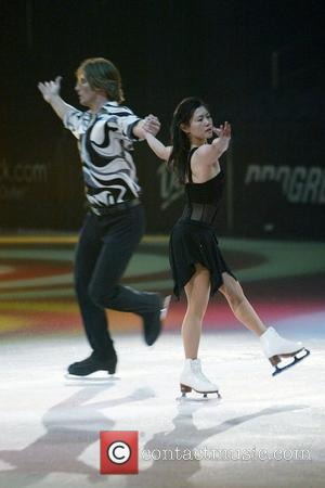 Olympic Skaters and The Music