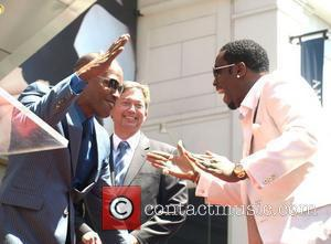 Sean Combs, Star On The Hollywood Walk Of Fame, Walk Of Fame, Jamie Foxx